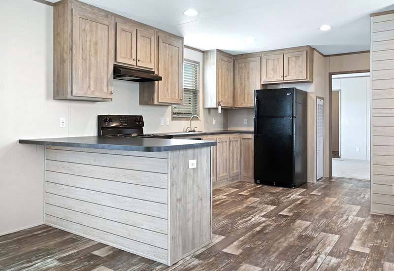 Independent - Mobile Home - Kitchen
