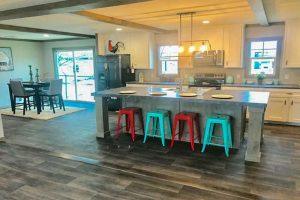 Clayton Nellie - Mobile Home - Kitchen