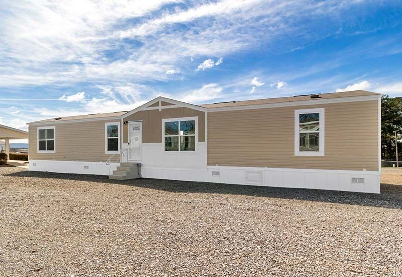 The Flex Mobile Home - Exterior