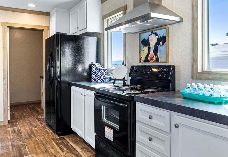 The Flex Mobile Home - Kitchen