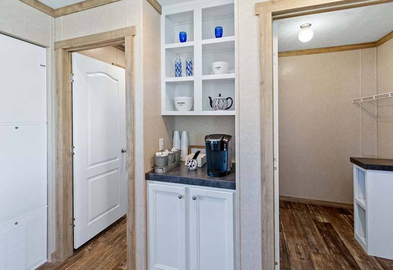 The Flex Mobile Home - Utility Room