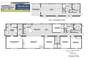 Clayton Hamilton - Floor Plan