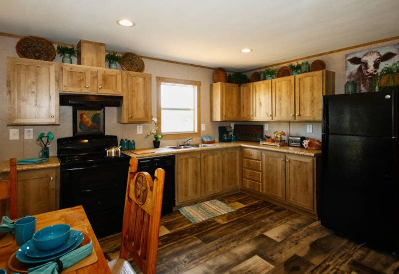 Taurus - 9366 - Kitchen