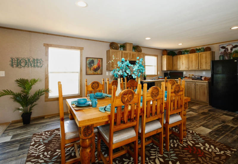 Taurus - 9366 - Dining Room