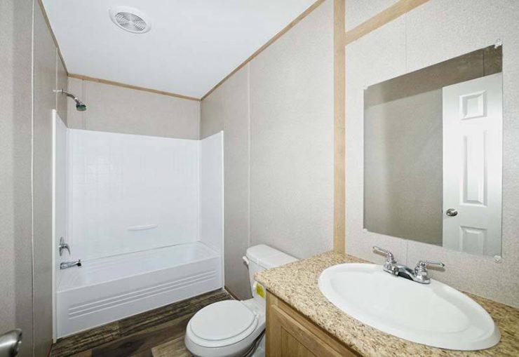 Nexus Leo - Bathroom