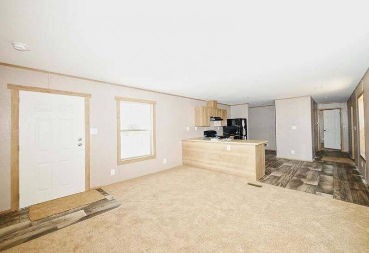 Nexus Leo - Living Room and Kitchen