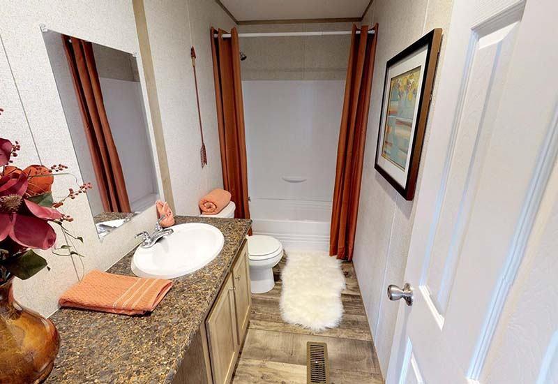 Nexus Columbia-Bathroom