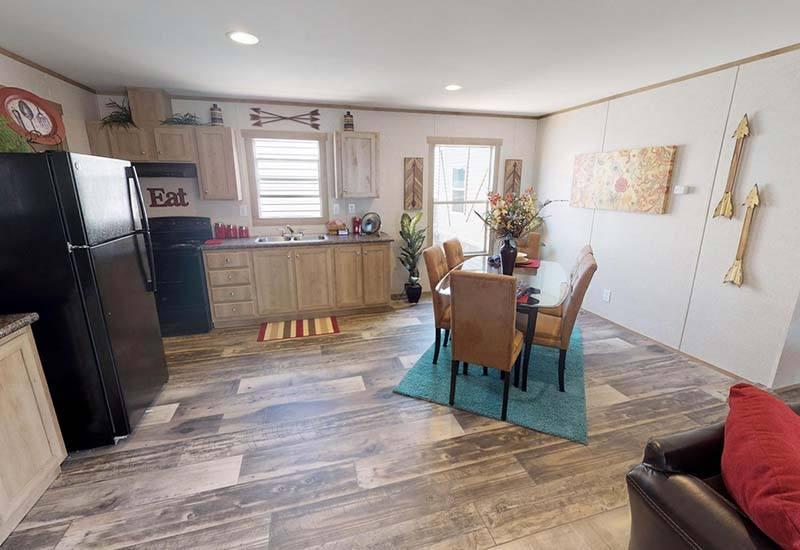 Nexus Columbia-Kitchen and Dining Area