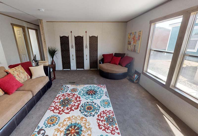 Nexus Columbia-Living Room