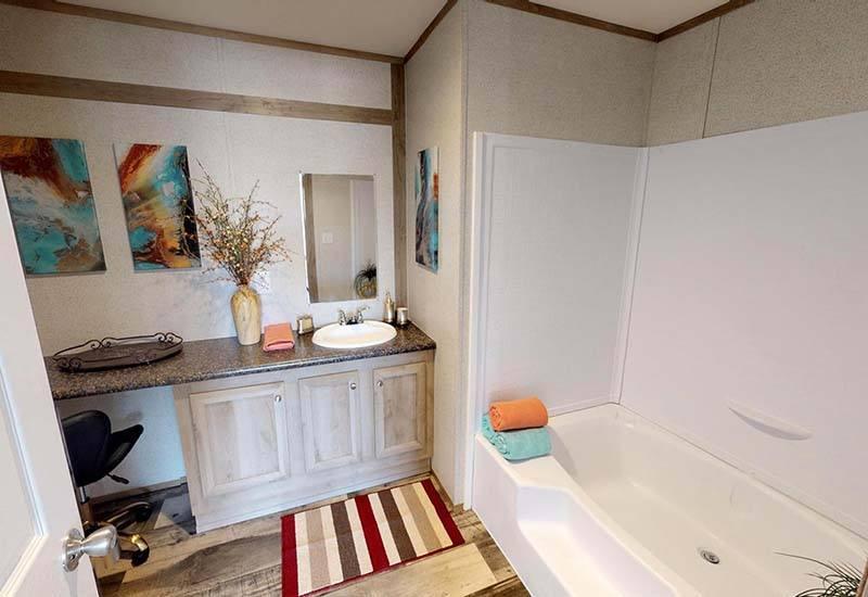 Nexus Columbia-Master Bathroom
