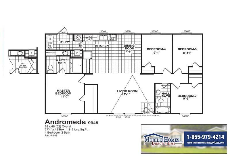 Nexus Andromeda - Branded Floor Plan