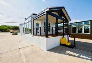 mobile home parks in San Antonio TX