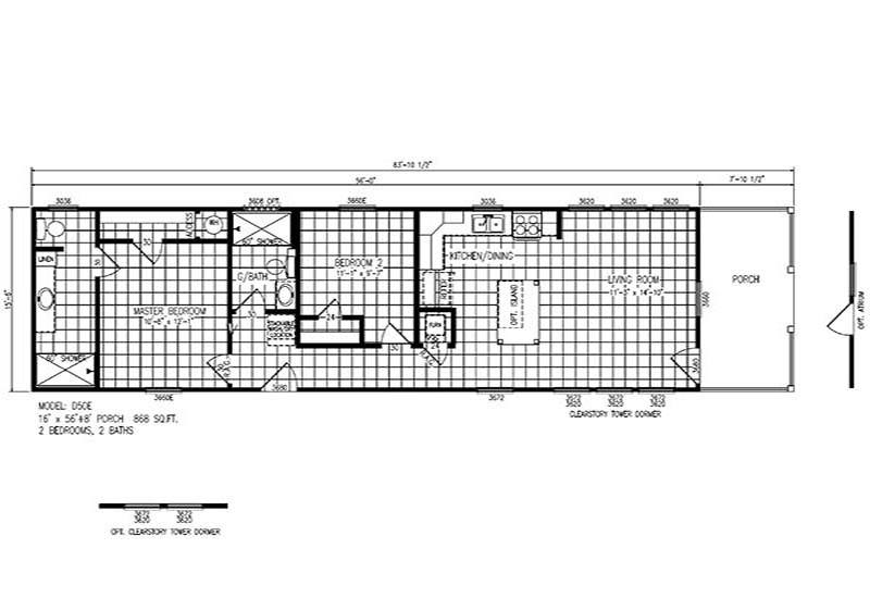Meridian - Mini Mansion D56EP8 - FP