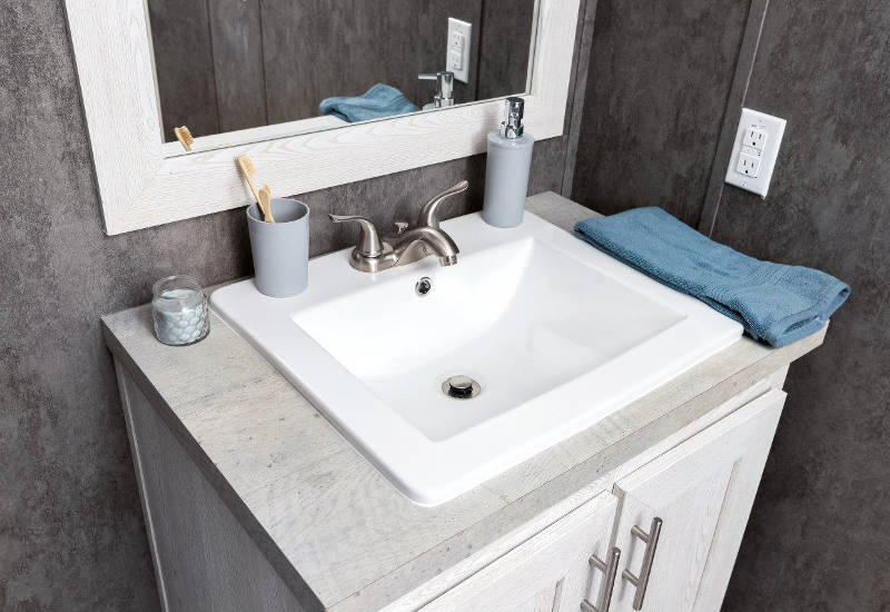 Clayton Mini Inspiration - INP16662A - Guest Bath 2