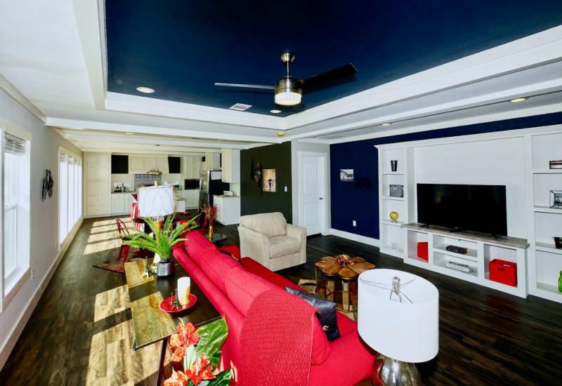 Meridian Militia - M268 - Living Room