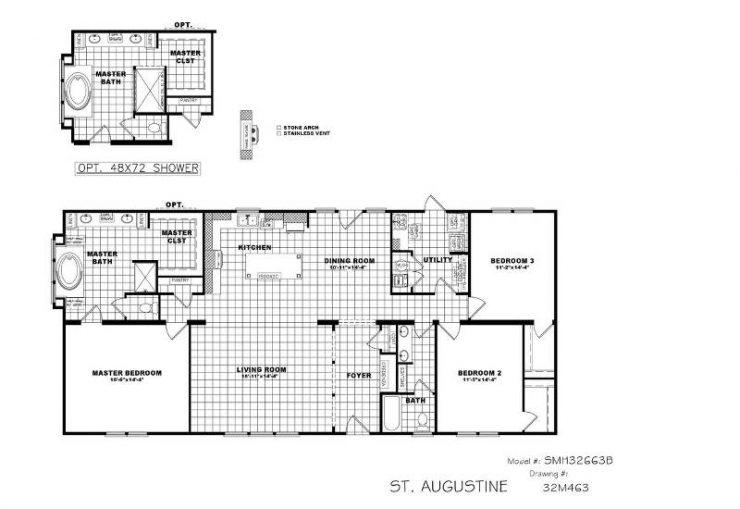 The St Augustine - 32SMH32663BH - FP