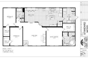 S56F3 - Lewis 56 - Floor Plan