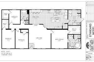 S60F3 - Lewis 60 - Floor Plan