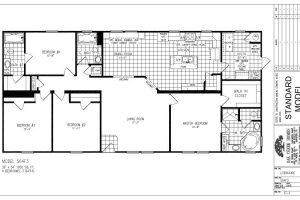 S64F3 - Lewis 64 - Floor Plan