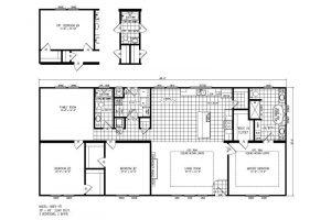 S68F4-FR - Nicollet 68 - Floor Plan