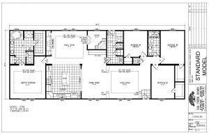 S76E - Cook - Floor Plan