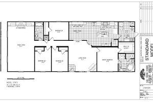 S76F3 - Lewis 76 - Floor Plan