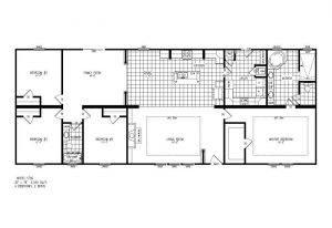 S78G - Pinzon - Floor Plan