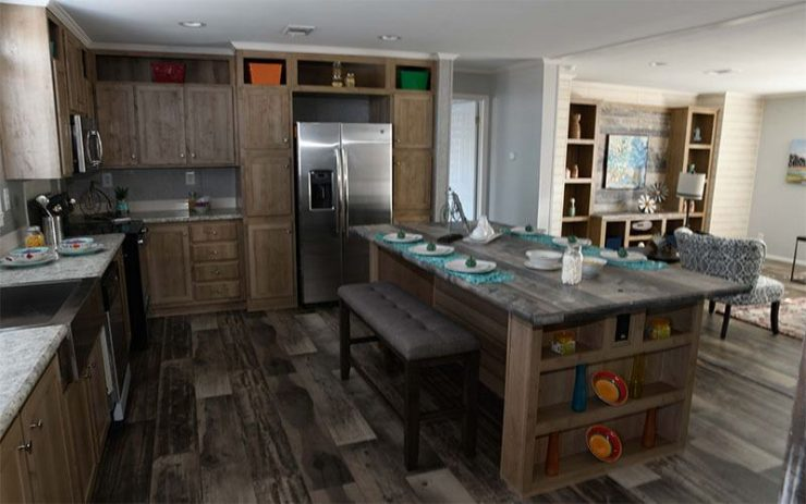 Meridian Big Country - 3232 - Kitchen 2