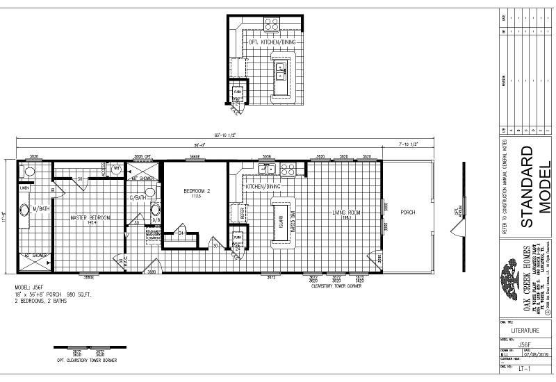 Meridian Eagle J56FP8 - Smart Cottage - FP