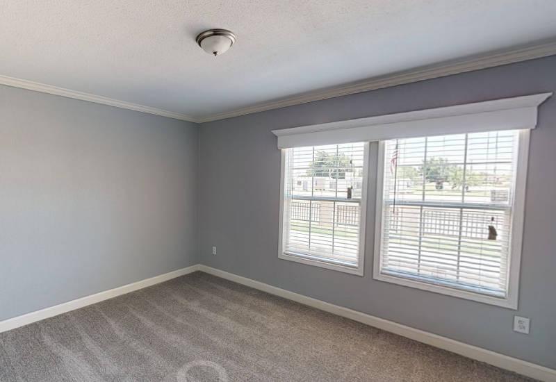Meridian Vandaveer W64E - Triple Wide - Master-Bedroom