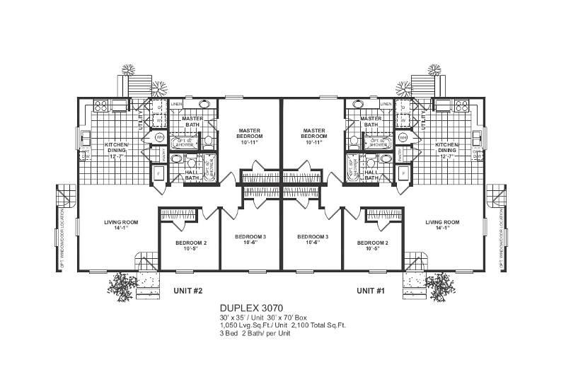 Duplex 70 - 3070 - FP