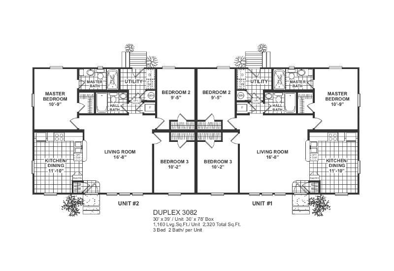 Duplex 82 - 3082 - FP