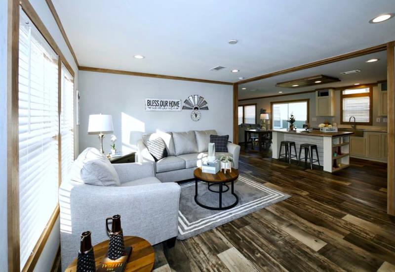 Meridian Macey - 9768-Living Room