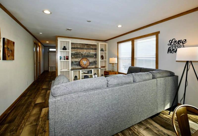 Meridian Macey - 9768-Living Room 2