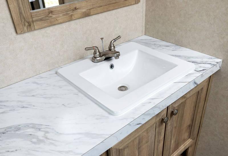 The Little Flex - FLX16763A - Bathroom
