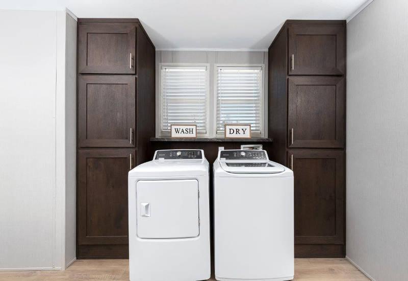 Clayton Inspiration 76 - INP16763K - Laundry-Area