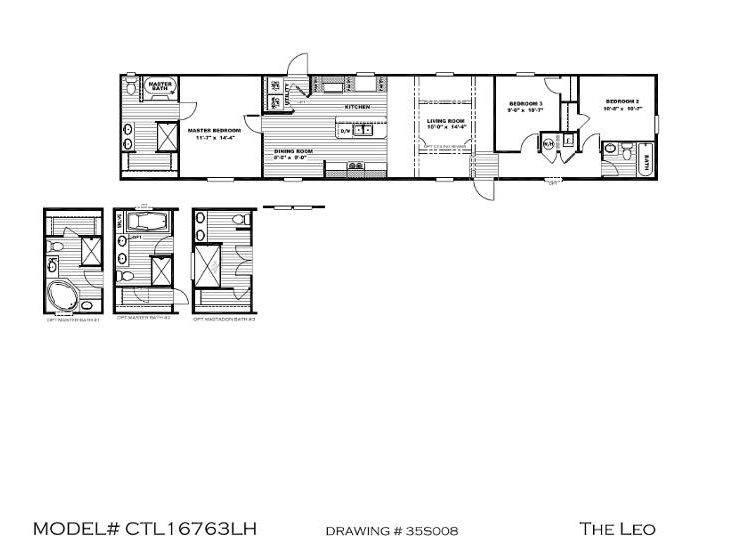 Leo - CTL16763L