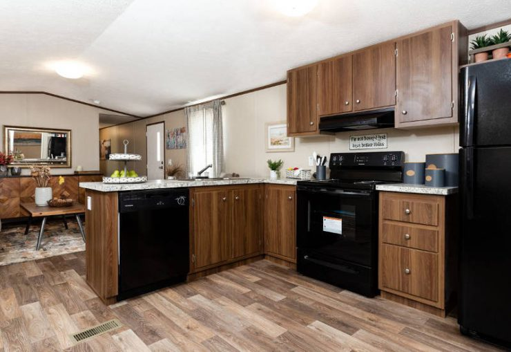 TruMH Grand - TRS14764A - Kitchen