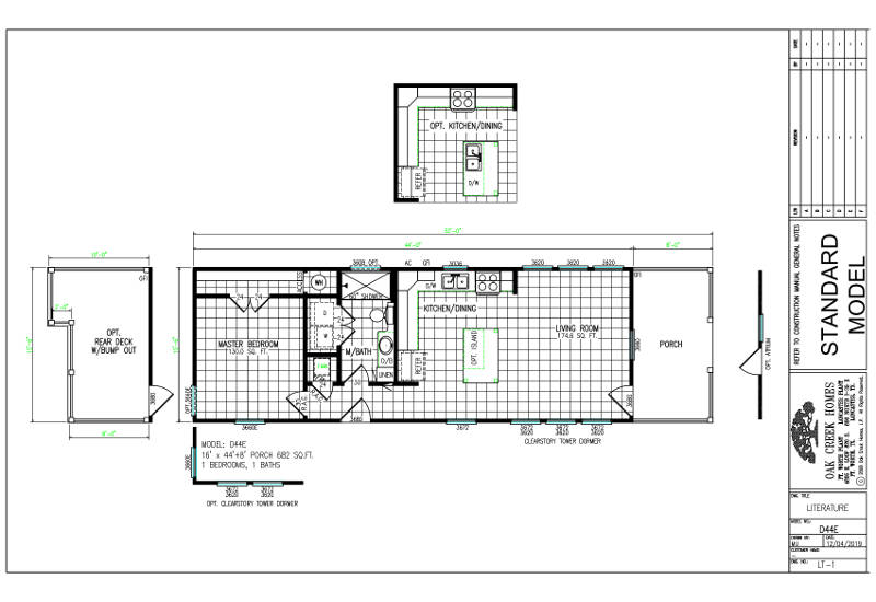 Meridian Starling PLUS - Smart Cottage - FP