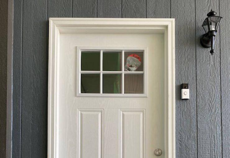 Fletcher - NXO28523A -Front Door & 1 Light