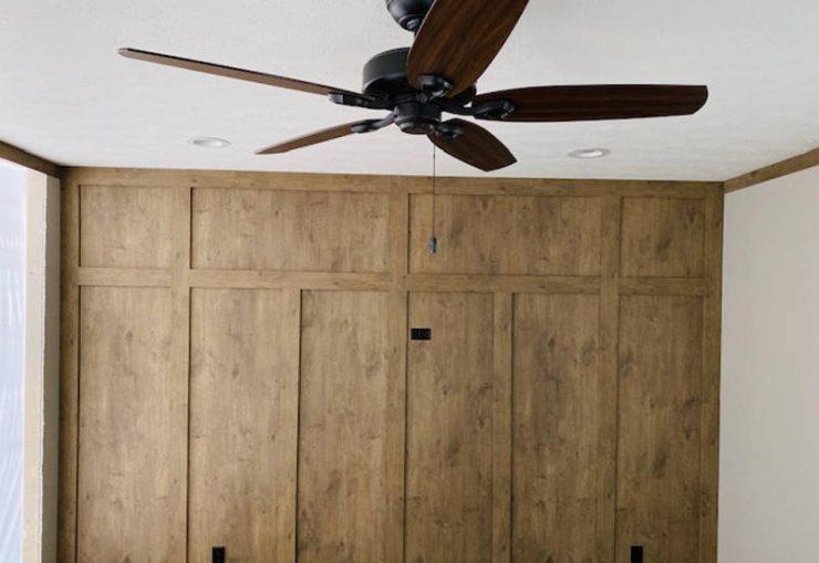 Fletcher - NXO28523A -Living Room Feature Wall