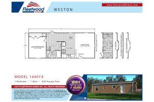Weston 40 - WE16401X - FP
